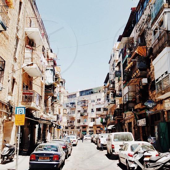 Jerusalem streets photo