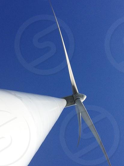 Windmill on Mt Storm. WVa photo