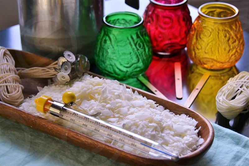Candle making candles  supplies wax soy wax arts and crafts diy art  photo
