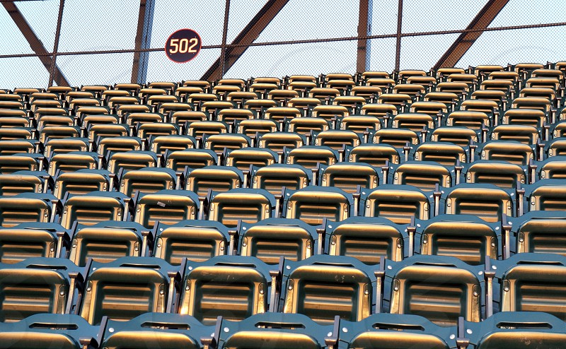 504 stadium seats photo