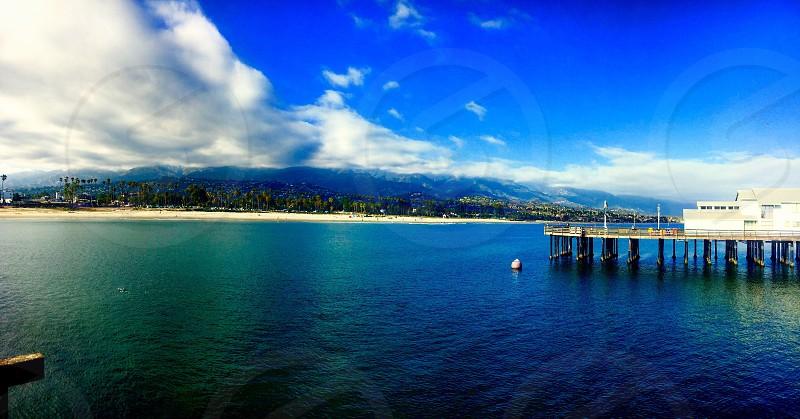 Santa Barbara..where heaven meets earth..the feeling of balance/tranquility and natural/beauty. photo