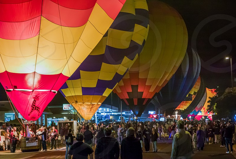 Page and Lake Powell Annual Balloon Regatta photo