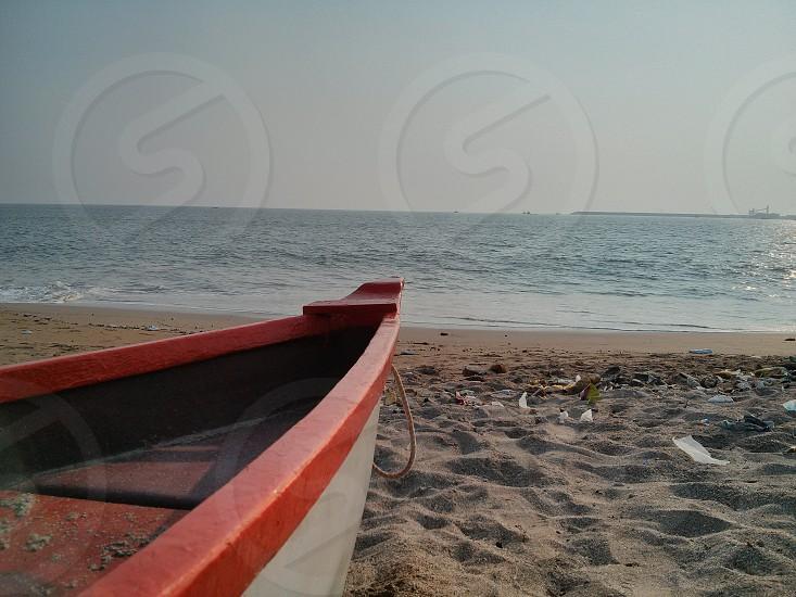 Seashore Boat photo