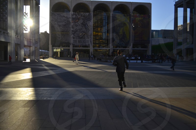 Lincoln Center photo