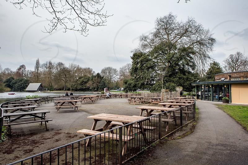 Battersea Park Battersea London photo