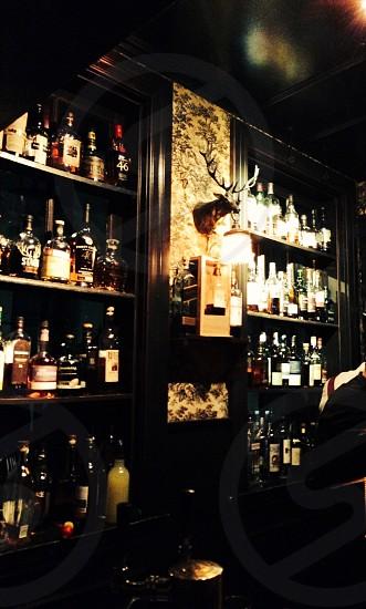 Bar Whiskey Scotch photo