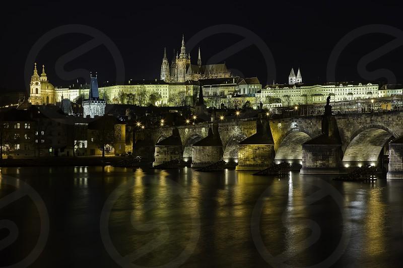 Prague Castle  photo