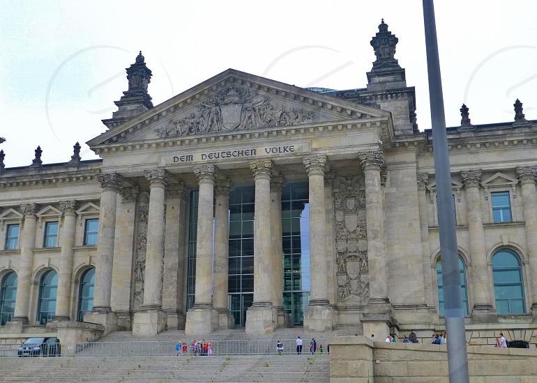 Reichstag Berlin photo