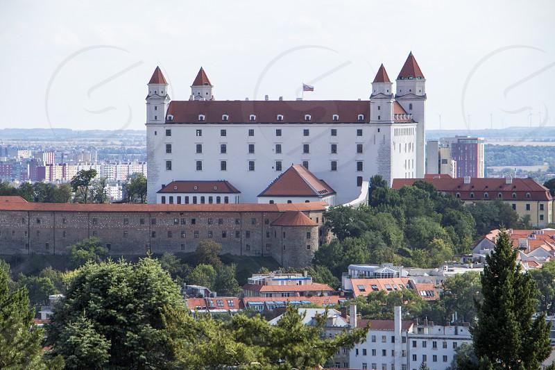 Bratislava Castle - Bratislava photo