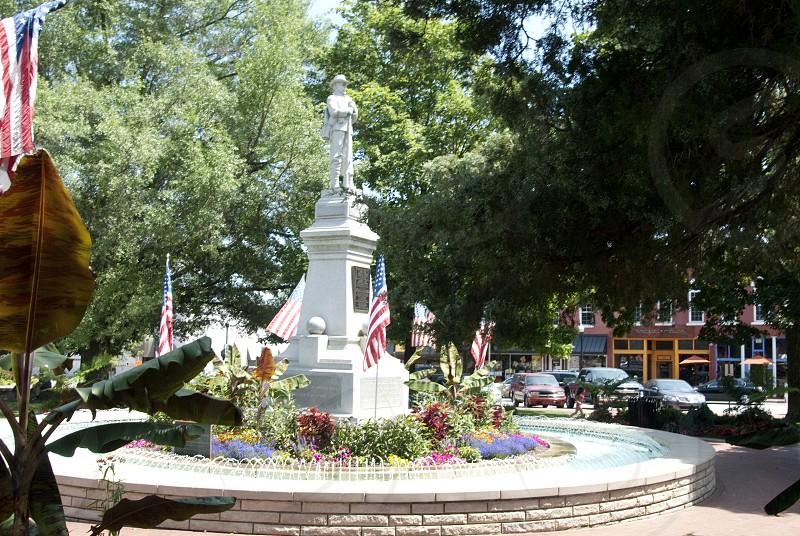Bentonville AR square photo