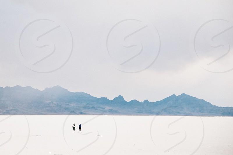Great Salt Lake Utah SLC Salt Lake City Landscape Nature photo