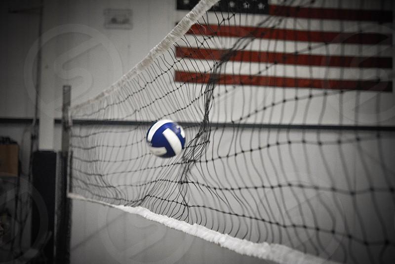 Movement- volleyball photo