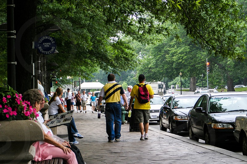 Washington D.C. street photo