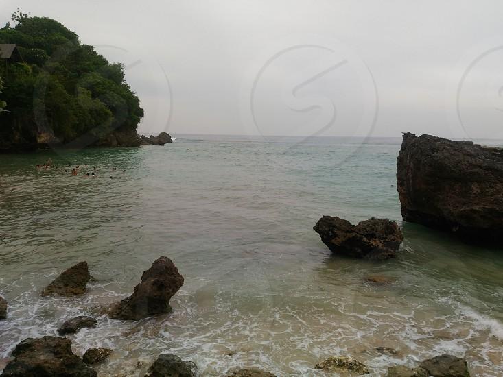 double 6 beach in Bali photo
