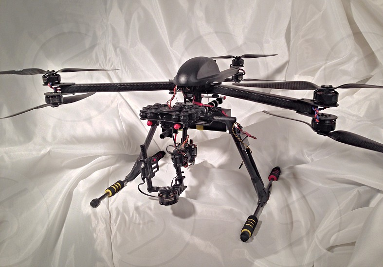My little drone! Coming to a home near you soon! Oh!!! Shoot at it? I shoot back!  photo