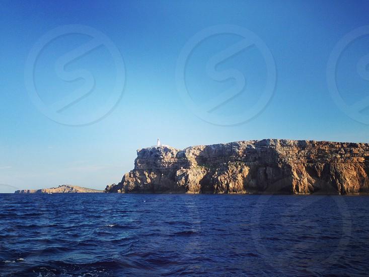Sailing views photo