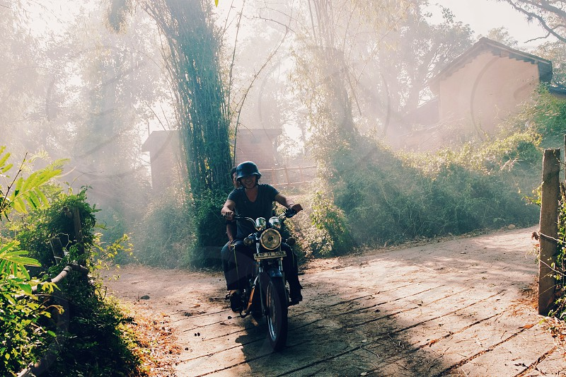 Adventures with friends. Dharamsala India photo