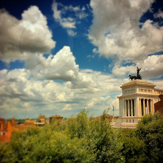 When in Rome.. photo