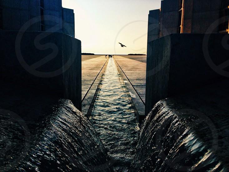 water dam photo