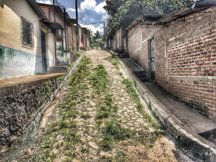 Village. El Salvador. photo