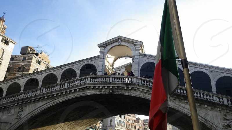 Rialto Bridge Venice photo