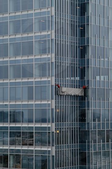 High Rise Window Washers photo