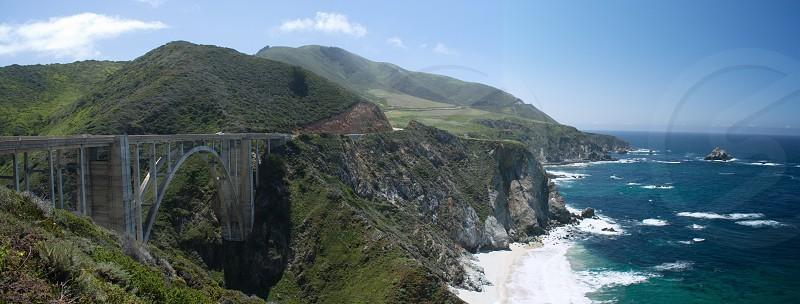 Big Sur coast photo