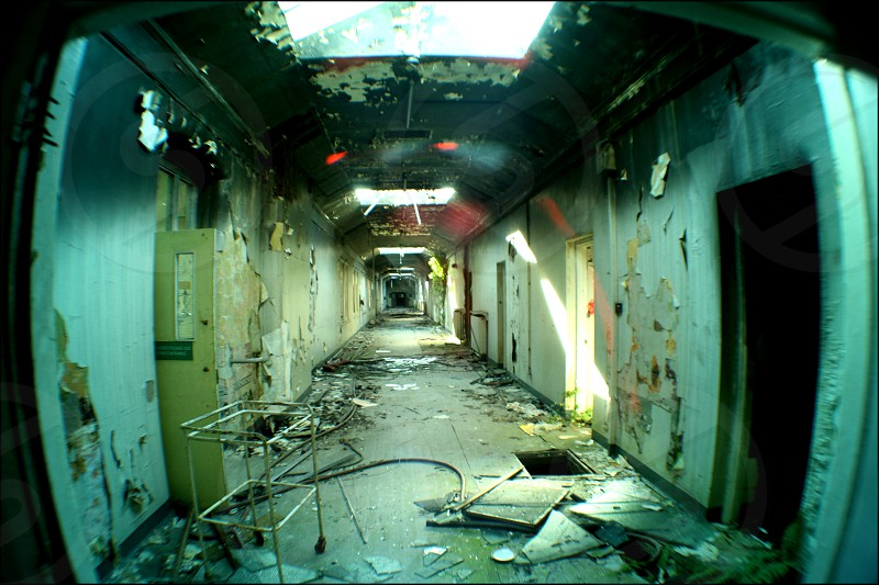 Whittingham mental asylum photo