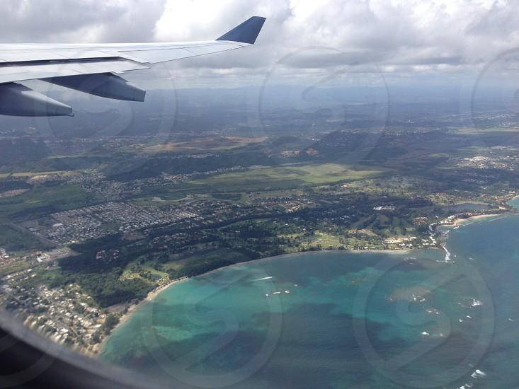 Air travel  photo