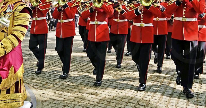 London uk United Kingdom England tradition traditional guard monarchy  photo