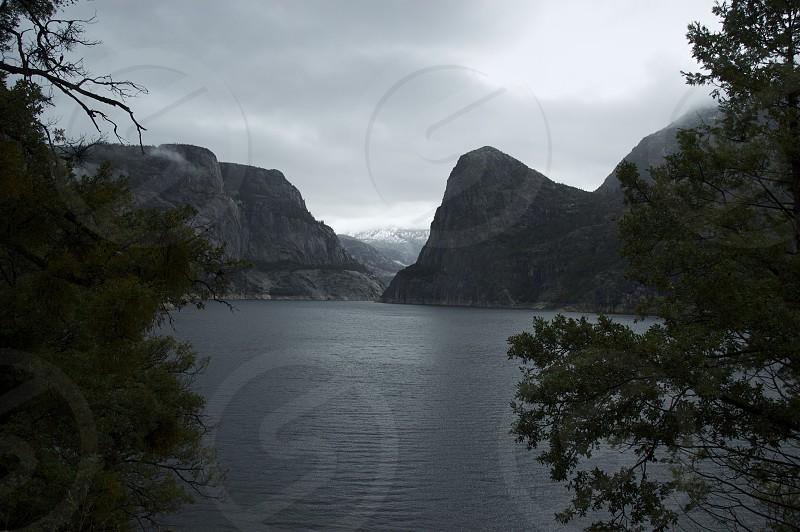 Hetch Hetchy dam/reservoir  photo