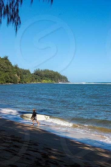 North Shore Kauai Hawaii photo