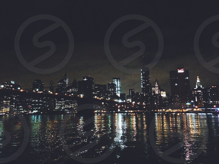 New York City Skyline photo
