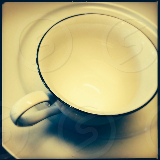 Tea cup - close up photo