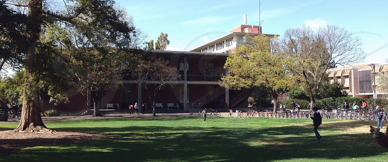 UC Davis Wellman Hall photo