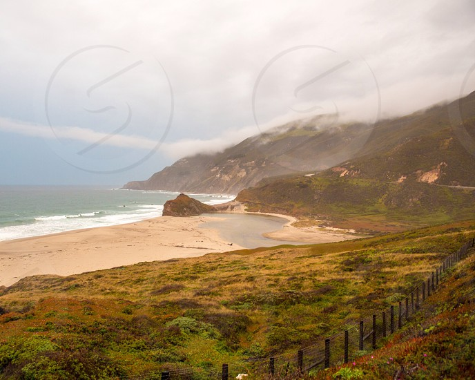 seawater view photo