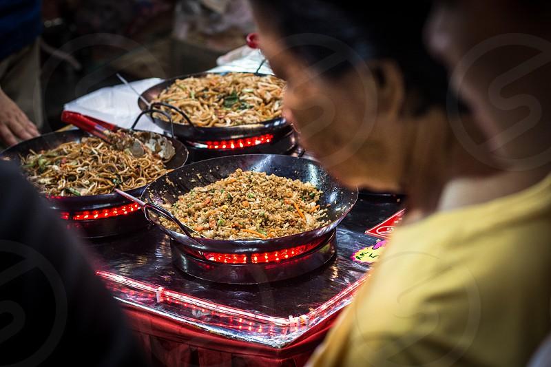 Street food Malaysia. photo