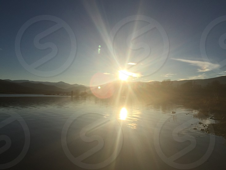 Two suns photo