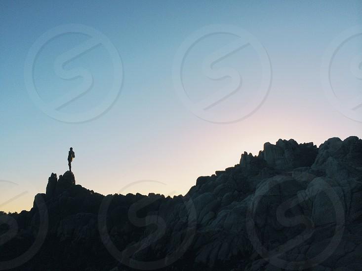 scenic rocky overlook photo