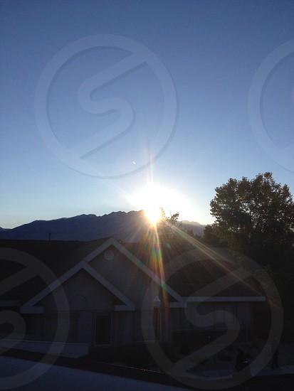Sunrise in SLC photo