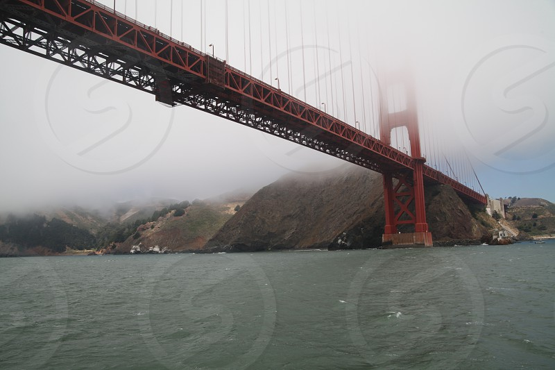 the golden gate bridge 2 photo