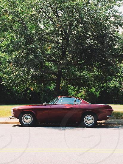 Vintage Volvo  photo