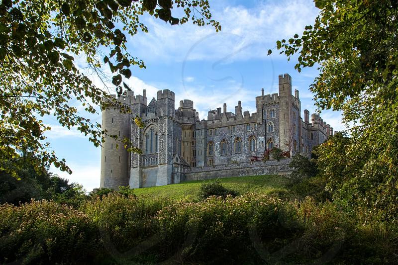 Arundel Castle photo