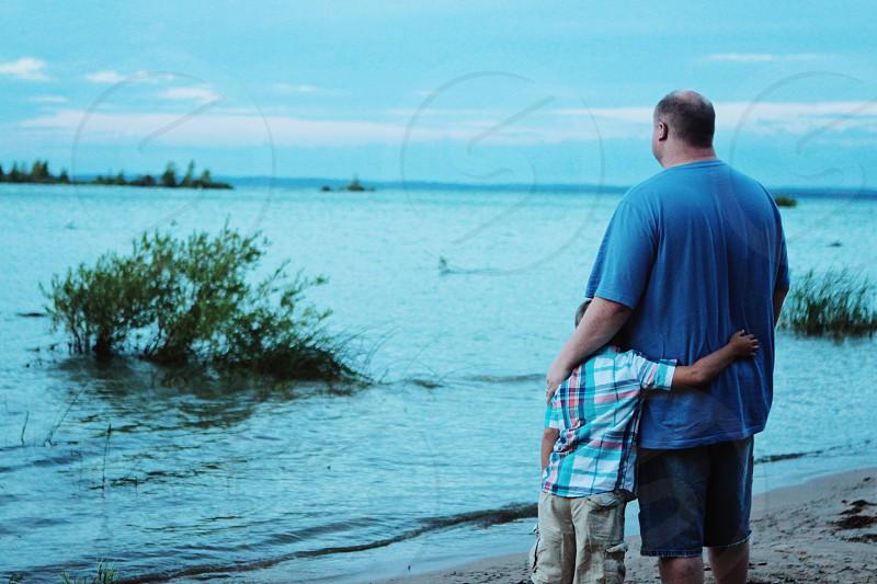 Fatherly love photo