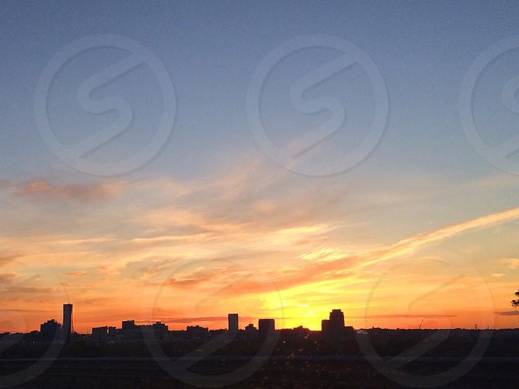 Cityscape • Skyline • sunrise • Michigan • Pure Michigan photo