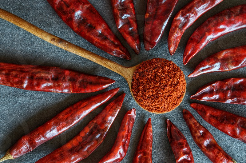 Some like it hot some like it not … but chilli is a hot favourite if you want to spice up your meal.  photo