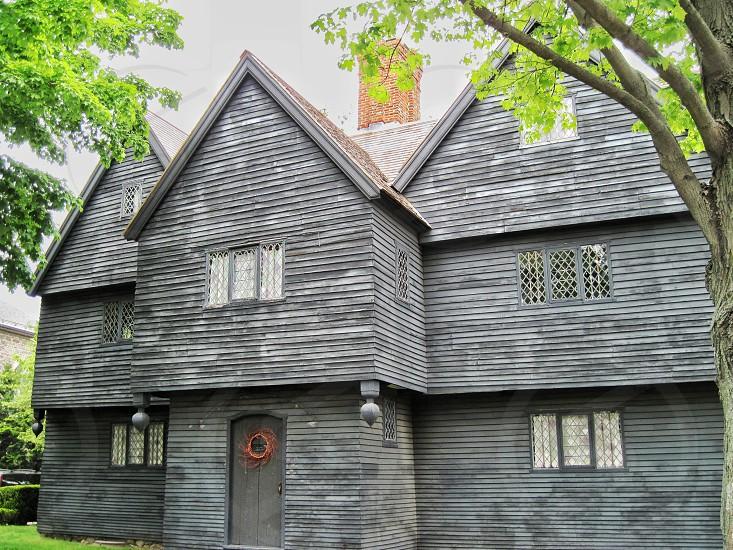 house of seven Gables - Salem photo