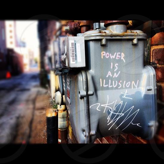 Power Is... photo