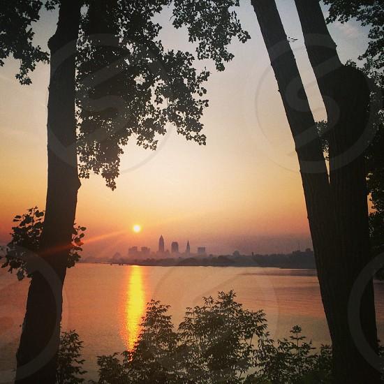 Cleveland Sunrise photo