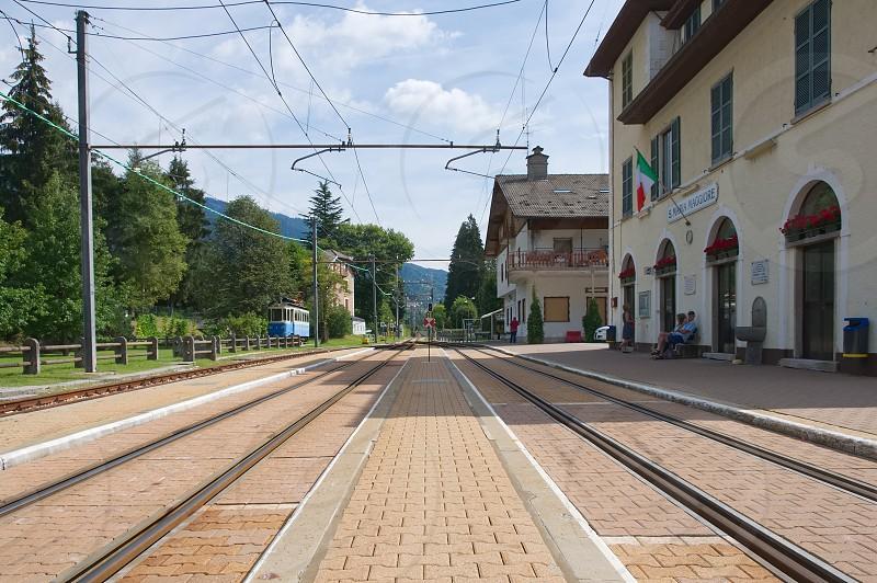 Santa Maria Maggiore Station - Italy photo